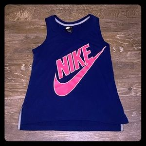 Nike Athletic Workout Tank Top